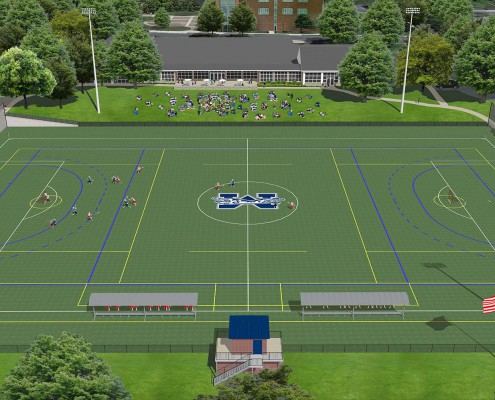 Moravian College Turf Field