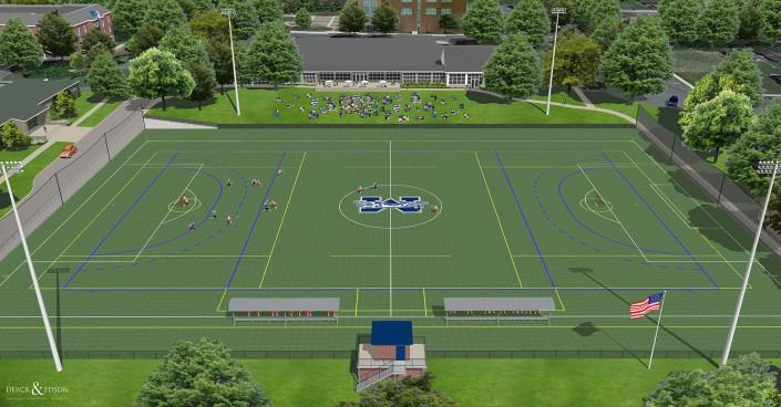 Moravian College Turf Field