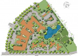 Moravian Manor Master Plan