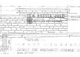 Musser Park Historic Detail