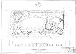 Musser Park Historic Plan