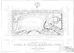 Musser Park Historic Plan