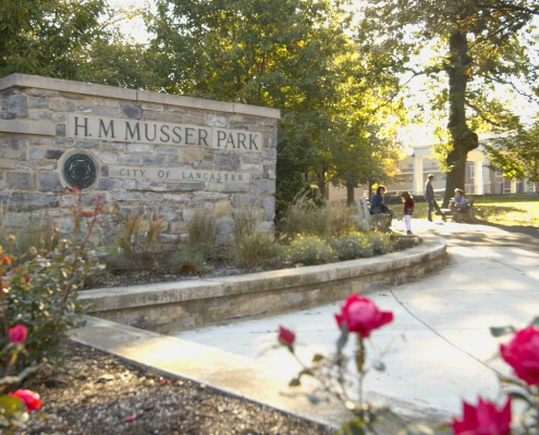Musser Park Lime Street Entry Photo