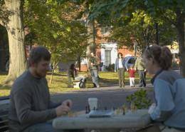 Musser Park Table