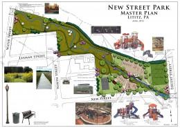 New Street Park Master Plan