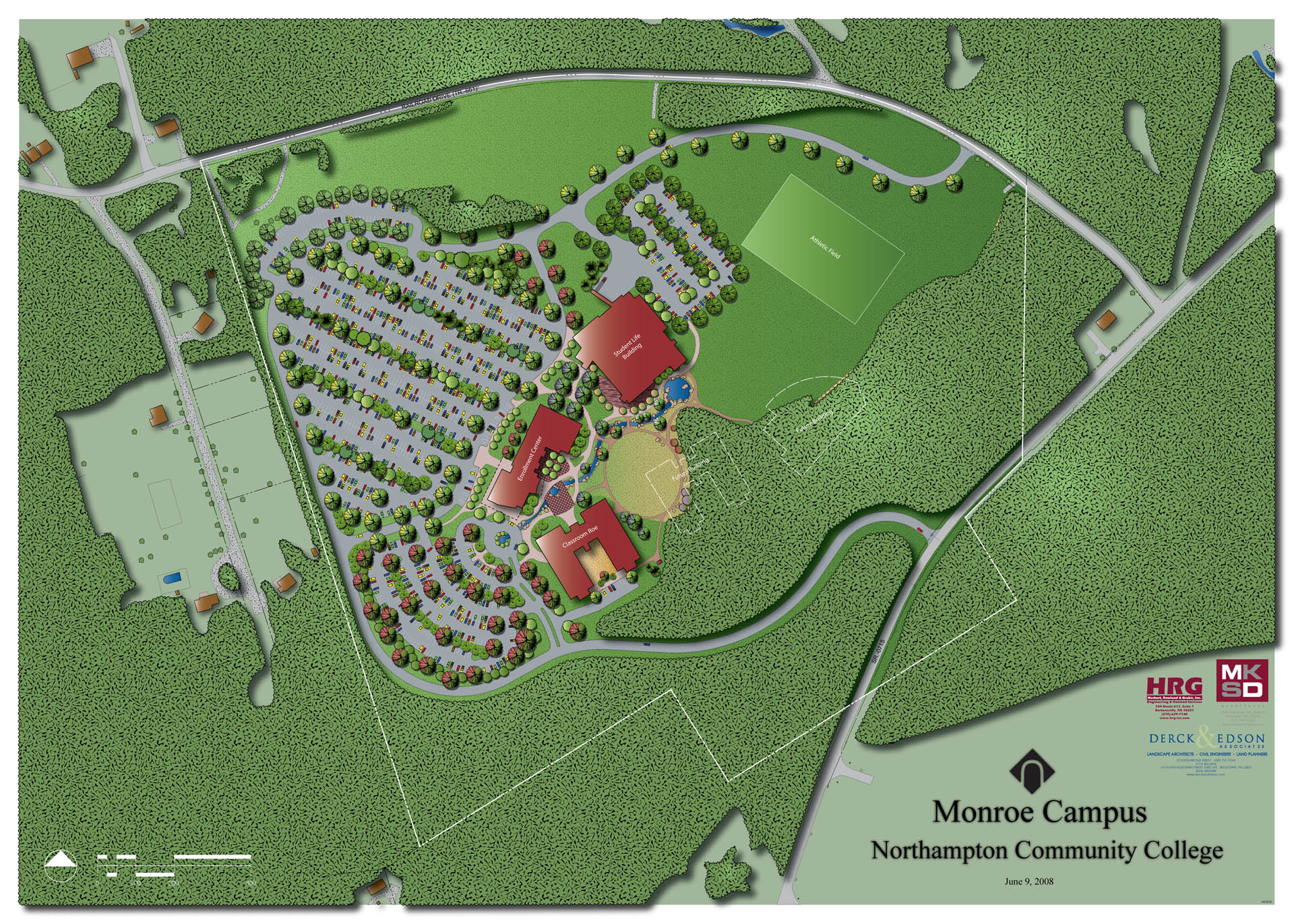 Northampton Community College Monroe Plan