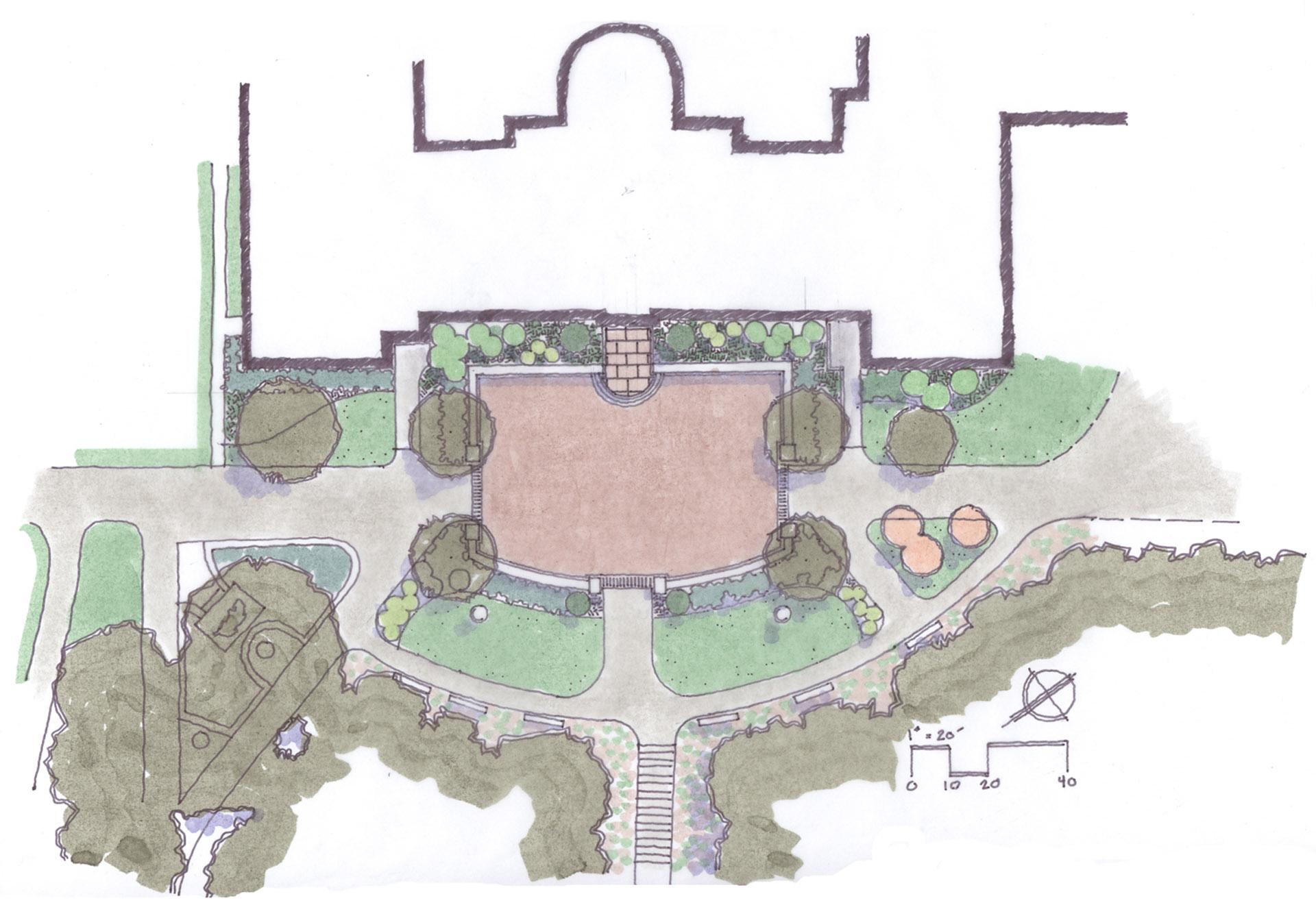 Penn State University Abington Campus Option A Plan