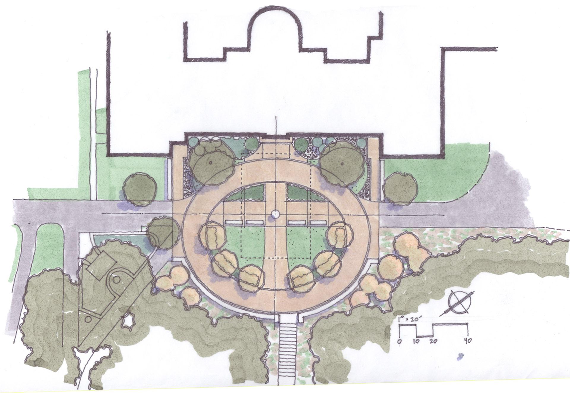 Penn State University Abington Campus Option B Plan
