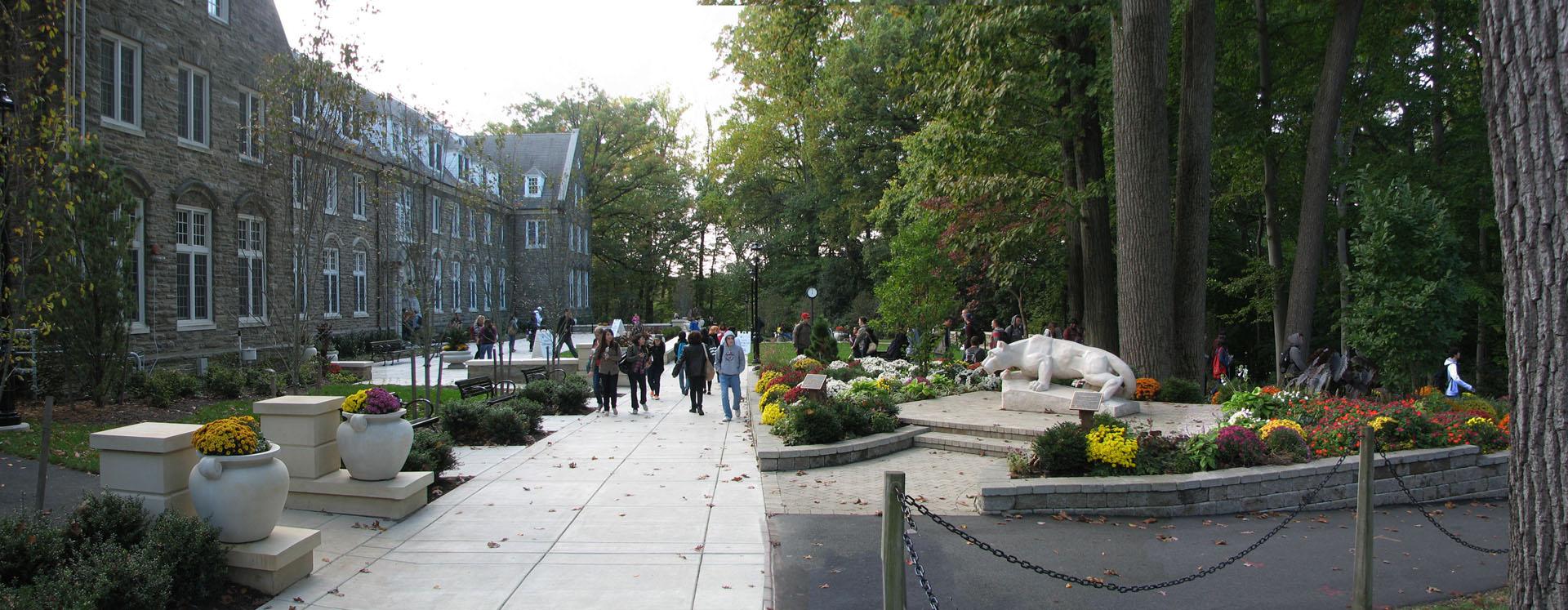 Penn State University Abington Campus Photo1
