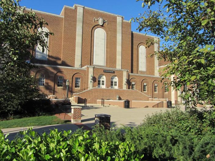 Penn State University Celebration Garden Photo1