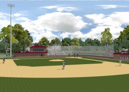 Philadelphia University Baseball Scene 3