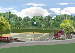Philadelphia University Baseball Scene 4