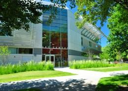 Philadelphia University DEC Center Entry