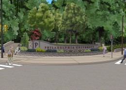 Philadelphia University Master Plan Entry