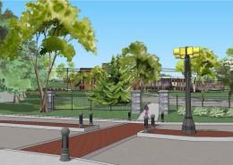Rivier Proposed Crosswalk 01