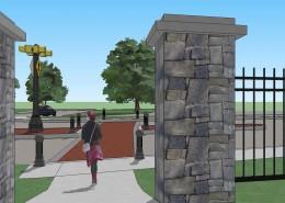 Rivier Proposed Crosswalk 02