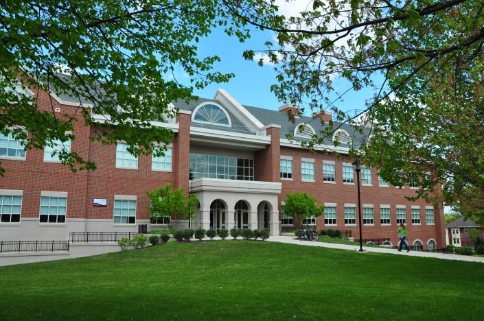 SU Science Building