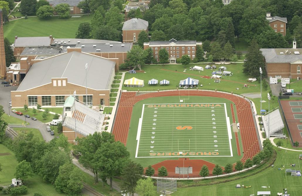 Susquehanna University Recreation Center Derck Amp Edson