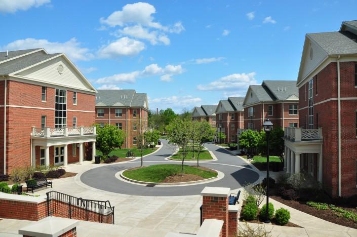 Susquehanna University West Village Photo