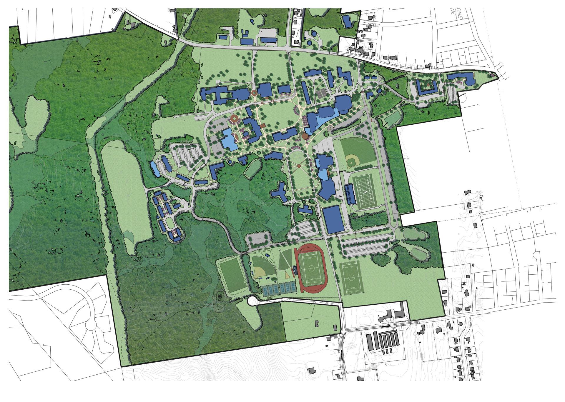 Saint Anselm College Plan