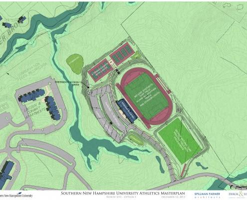Southern New Hampshire University Athletics Feasibility Plan