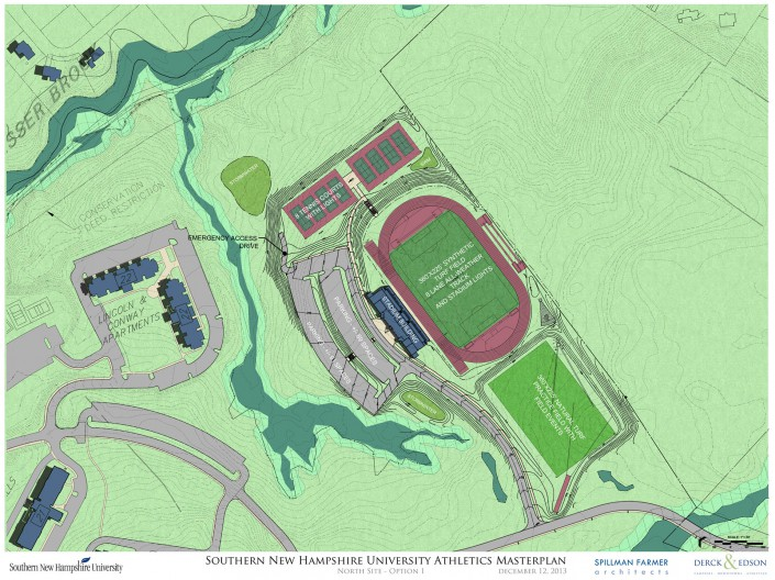 Southern New Hampshire University Athletics Feasibility Plan