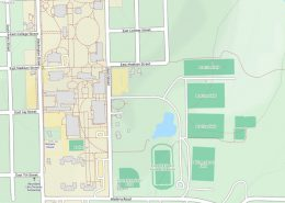 Upper Iowa University GIS