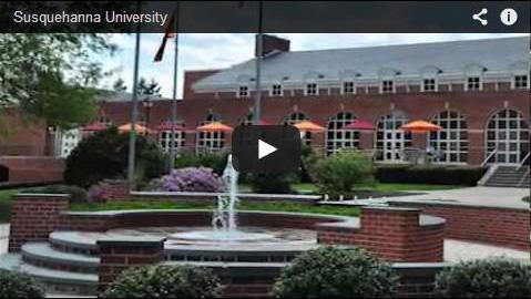Susquehanna University Video Overview