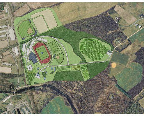 Wilson College North Campus Athletics Master Plan