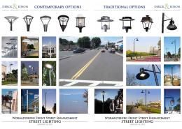 Wormleysburg Streetscape Lighting