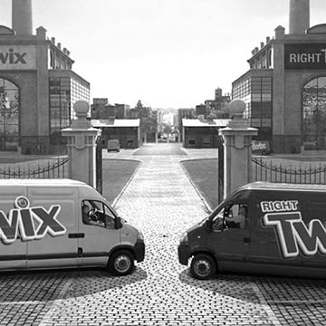 Left or Right Twix?